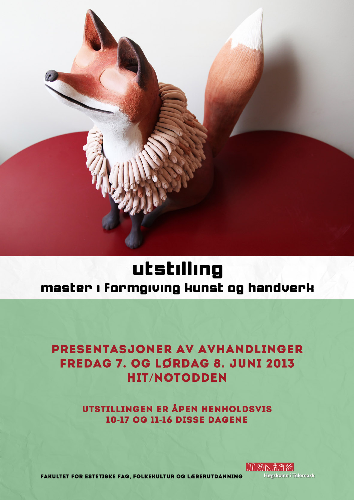 Masterutstilling 2013