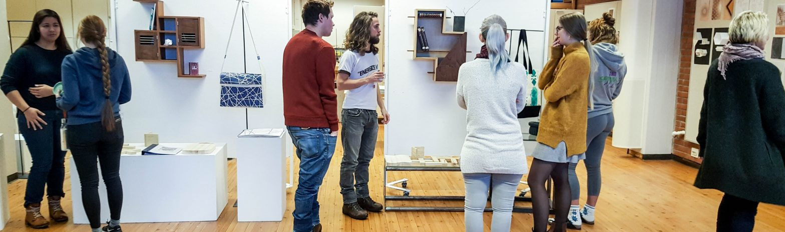 Skap! Faglærerutdanning i Design, kunst og håndverk