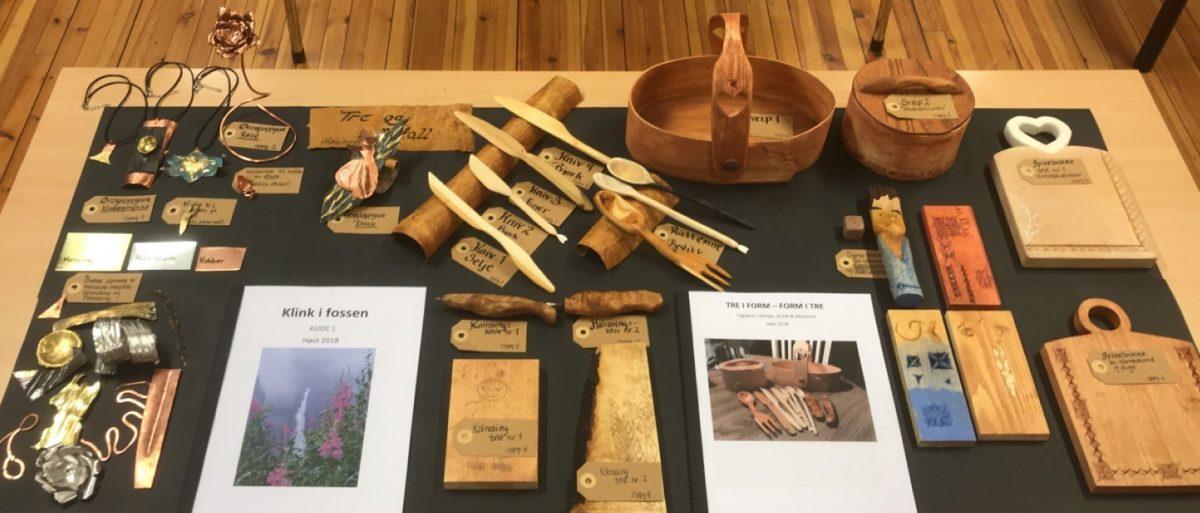 Faglærerutdanning i design, kunst og håndverk